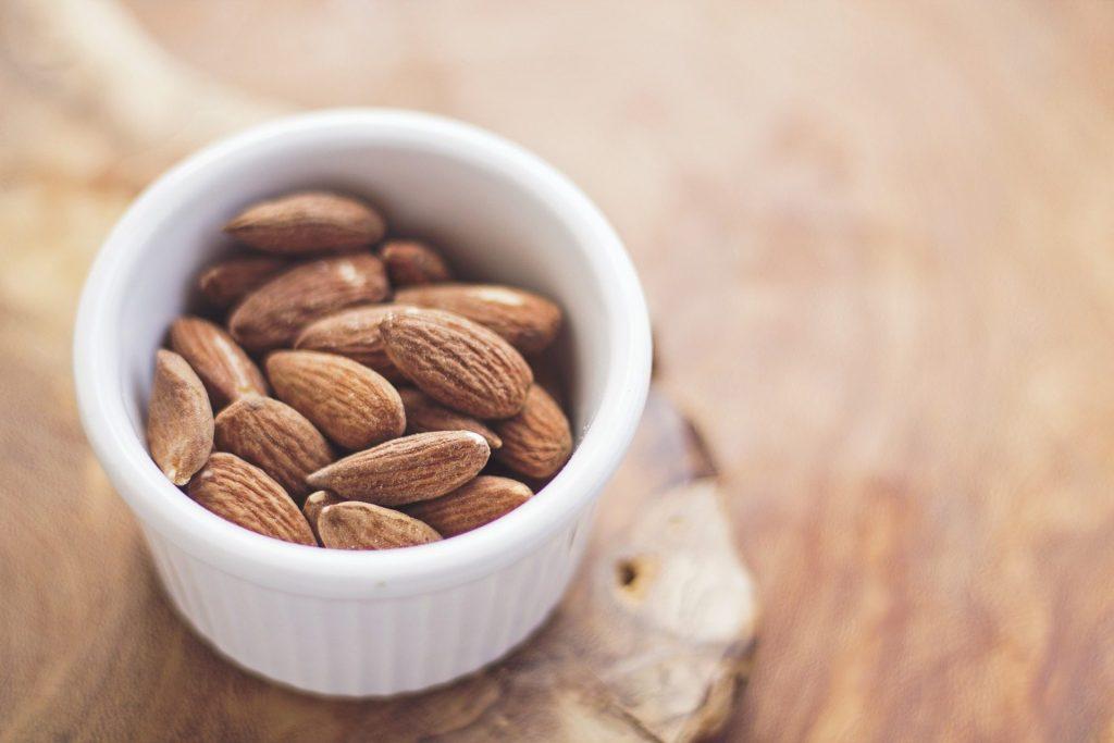 gezonde snack - notenreep
